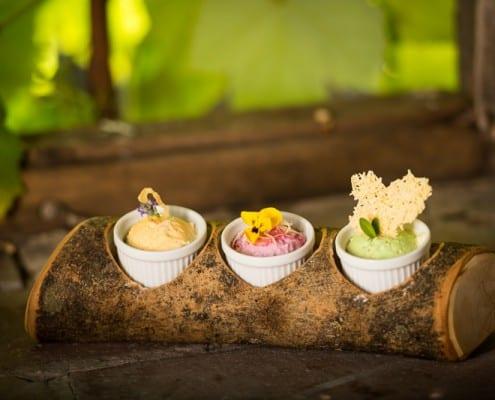 Hammerwirt - Unsere 3erlei Aufstriche können sich nicht nur sehen lassen, sondern schmecken auch fantastisch