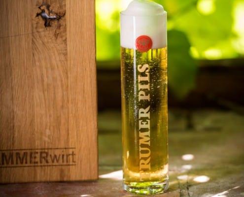 Hammerwirt - Erfrischendes Trumer Pils