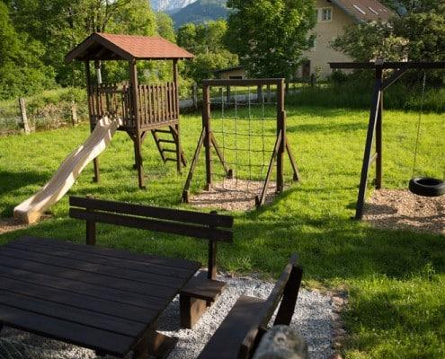 Hammerwirt in Oberalm, nahe Hallein - Mit eigenem Kinderspielplatz